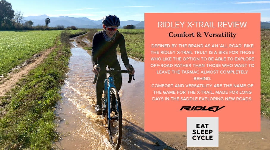Ridley X Trail Bike Review Comfort and Versatility