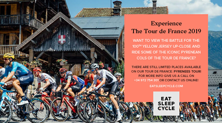 Tour de France 2019 Pyrenees Cycling Tour - Eat Sleep Cycle