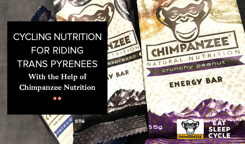 Cycling Nutrition for Riding Trans Pyrenees - Chimpanzee Nutrition
