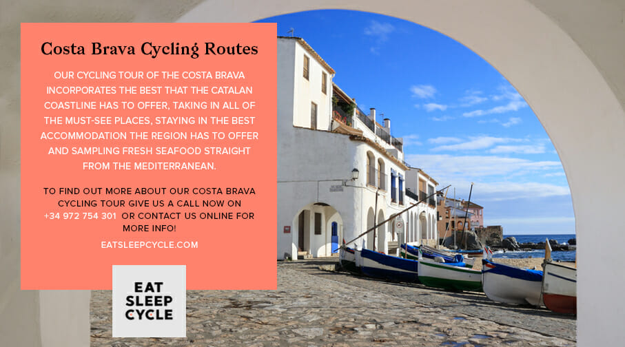 Costa Brava Cycling Routes - Eat Sleep Cycle