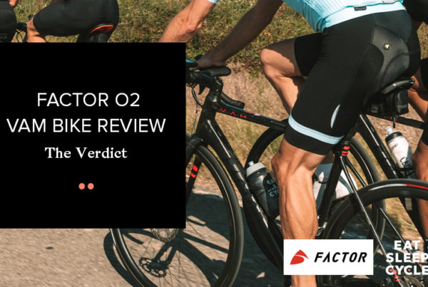 Factor O2 VAM Bike Review - The Verdict - ESC