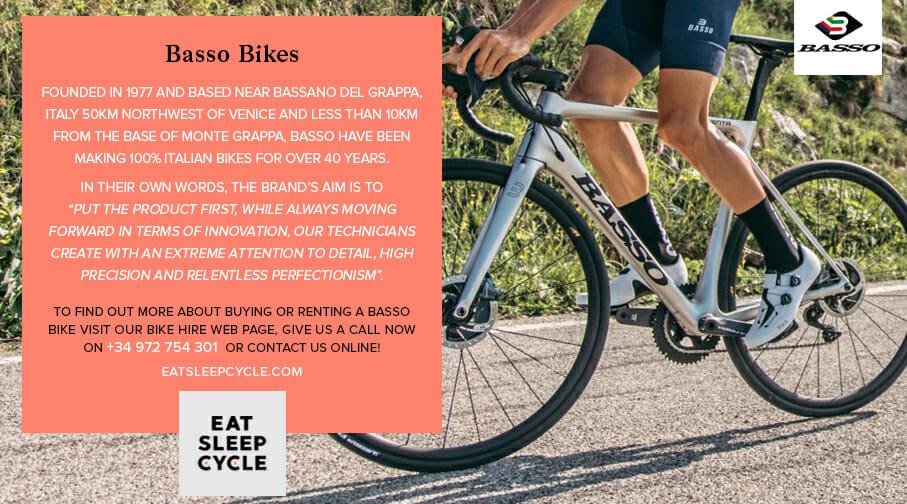The All-New Basso Venta - Basso Bikes
