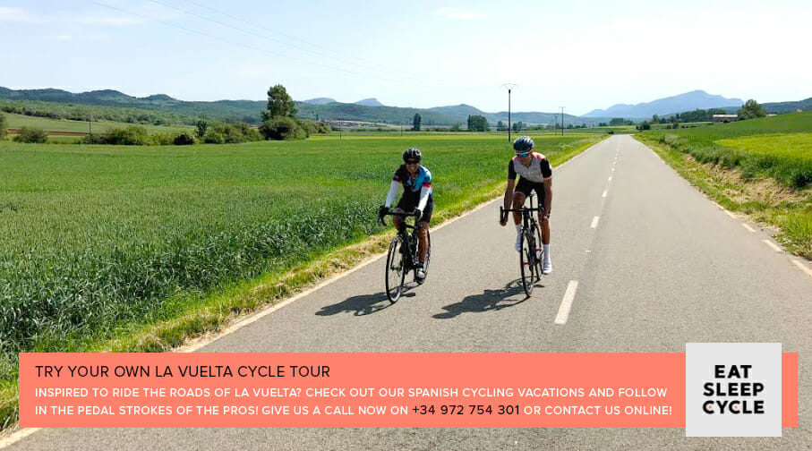Try Your Own La Vuelta Cycle Tour - Eat Sleep Cycle