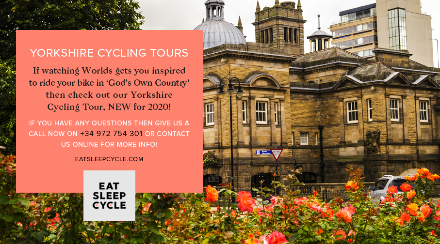 Yorkshire Cycling Tours - Eat Sleep Cycle