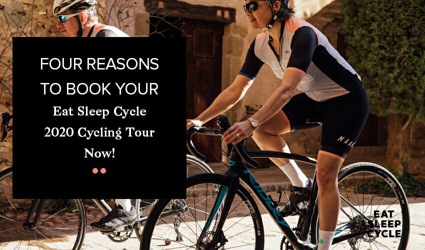 Book Cycling Tour 2020 - Eat Sleep Cycle - Girona