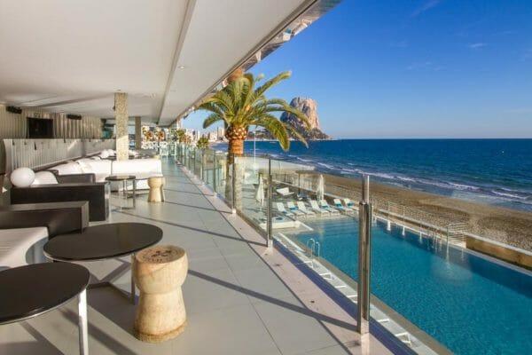 Calpe-Accommodation-Gran-Hotel-Sol-y-Mar-Balcon