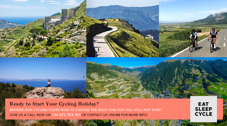 Cycling Holiday - Spain - Eat Sleep Cycle