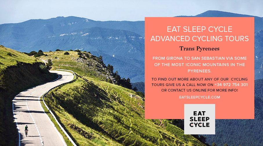 Eat Sleep Cycle Advanced Cycling Tours - Trans Pyrenees