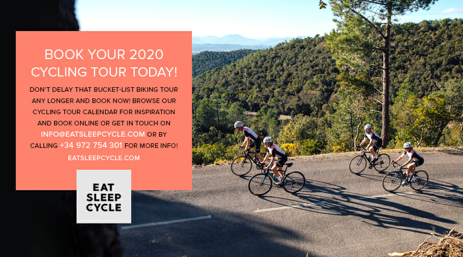 Most Exciting Cycling Tours of 2020 - Book Cycling Tour ESC Spain