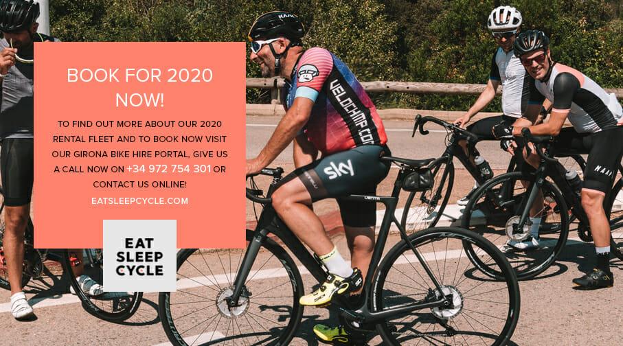 Bike Rental 2020 Girona - Eat Sleep Cycle