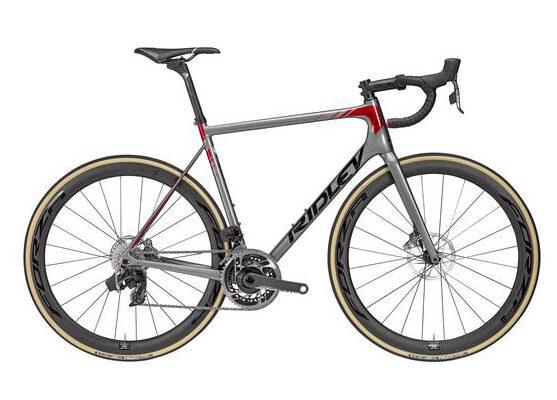 Bike-Rental-Girona-Ridley-Helium-lightweight-Comfort-Disc-Ultegra