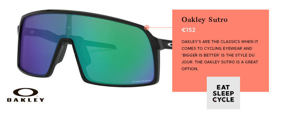 Cyclists Christmas Gifts - Oakley Glasses