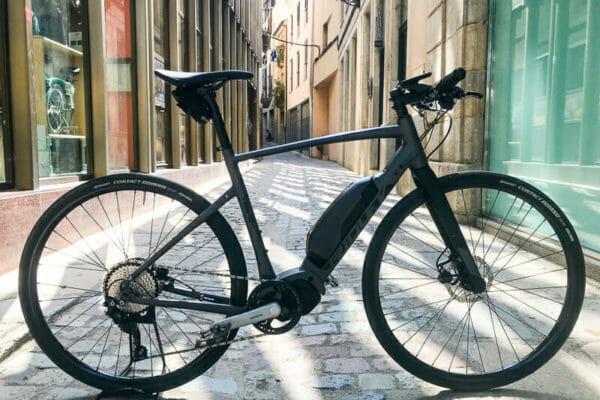 Girona-Bike-Hire-Cycle-Tour-Europe-Ridley-Hybrid-Electric