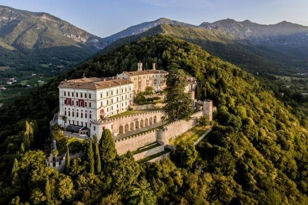 Hotel Castel Brando Giro Italia Accommodation