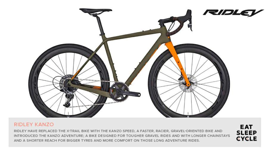 Ridley Kanzo Bike Rental - Eat Sleep Cycle
