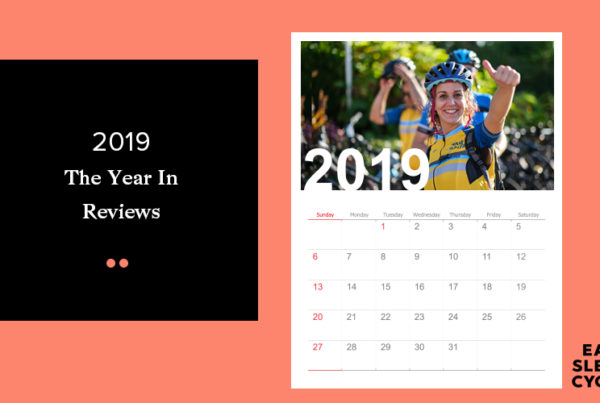 2019 - A year in Reviews - Eat Sleep Cycle