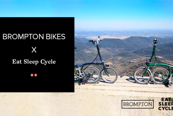 Brompton Bikes - Eat Sleep Cycle Girona