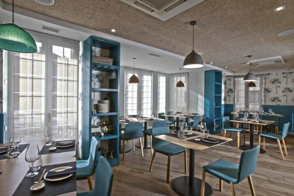 Hotel-Avenia-Pamplona-Vuelta-Espana-Breakfast-Room