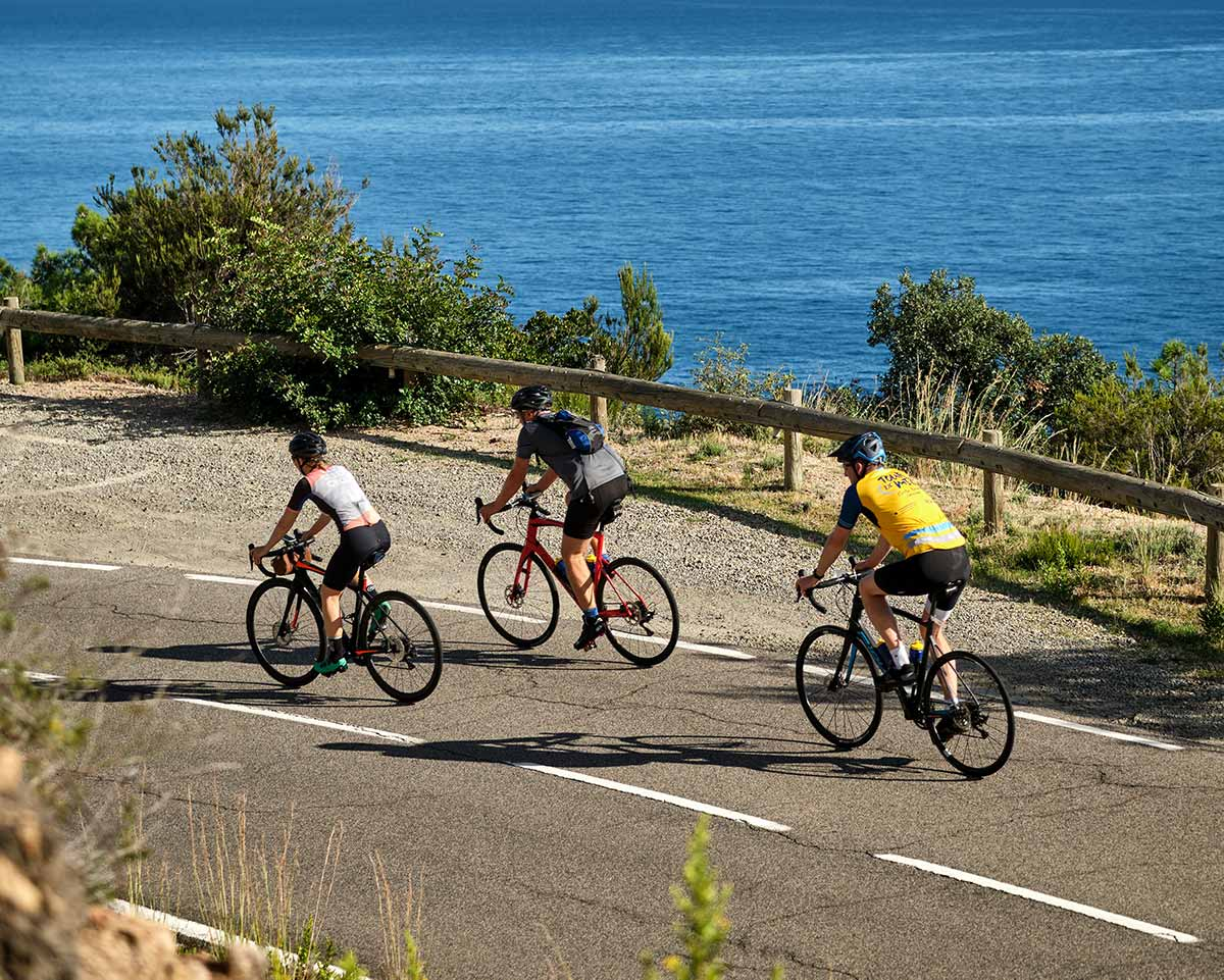 Choose a destination for your custom cycling tour with Eat Sleep Cycle