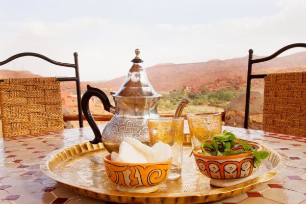Dar-Isselday-Morocco-Cycle-Tour-Accommodation-Tea