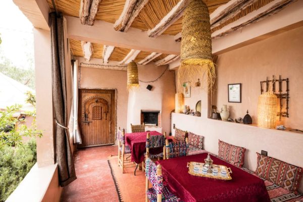 Dar-Isselday-Morocco-Cycle-Tour-Accommodation-Terrace