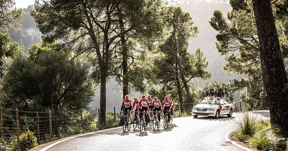 Vuelta-Espana-Training-Pro-Team-Cycling-Tour