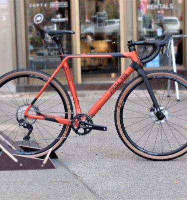 Basso Palta Gravel bike for sale