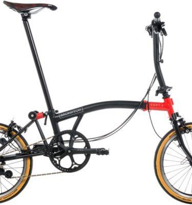 Brompton CHPT3 bike for sale
