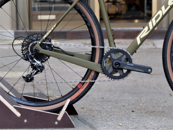 Ridley Kanzo Adventure bike for sale