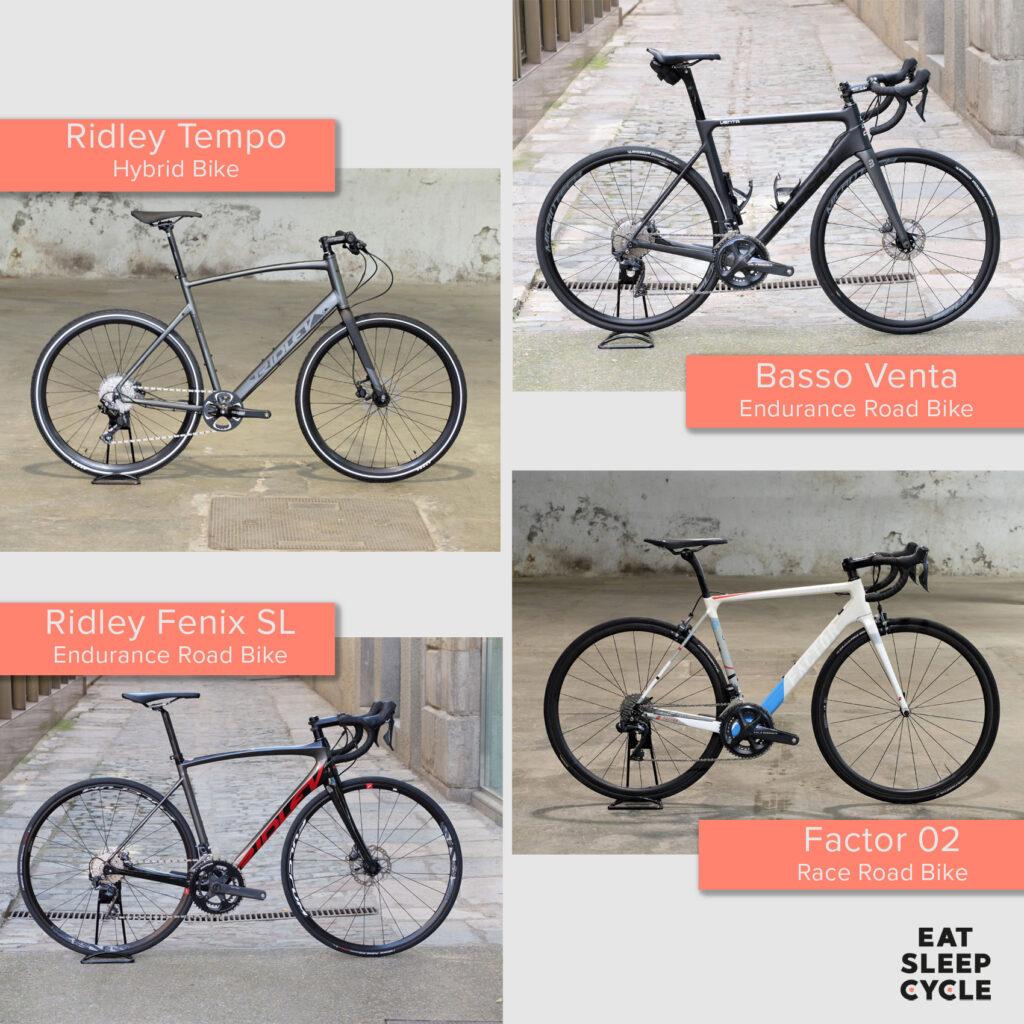 Choosing-Your-First-Road-Bike-Endurance-vs-Race