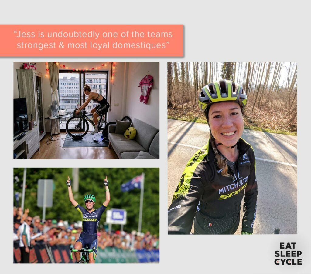 Jessica-Allen-pro-cyclist-mitchelton-scott