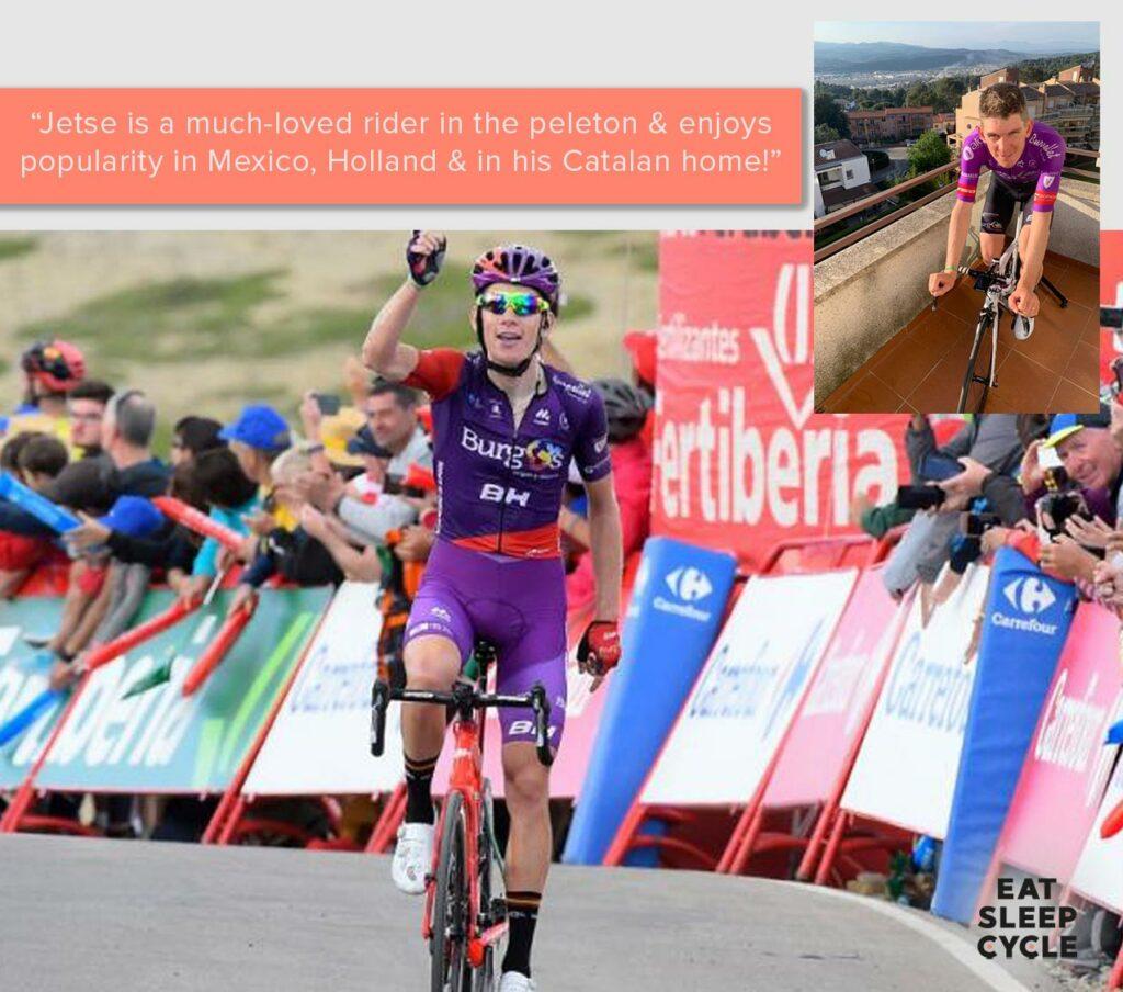 Jetse-Bol-Professional-Cyclist-In-Girona-Burgos-BH