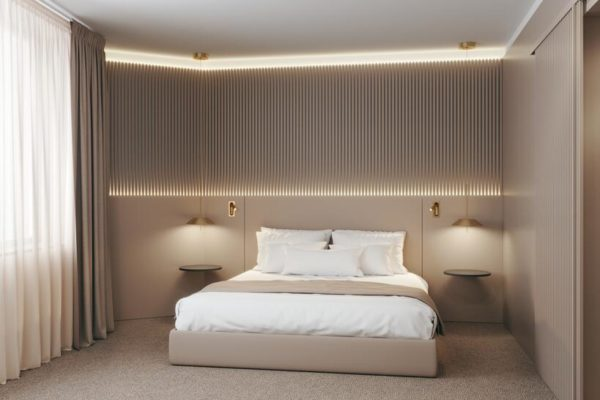 Hotel-Carlemany-Girona-Cycling-Hotel-Bed