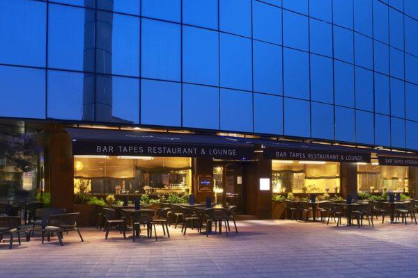 Hotel-Carlemany-Girona-Cycling-Hotel-Terrace