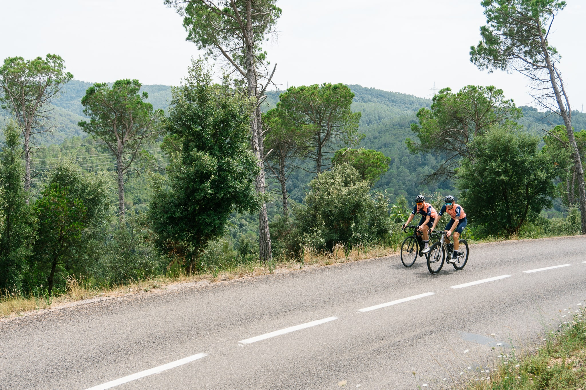 Cycling events in Giron