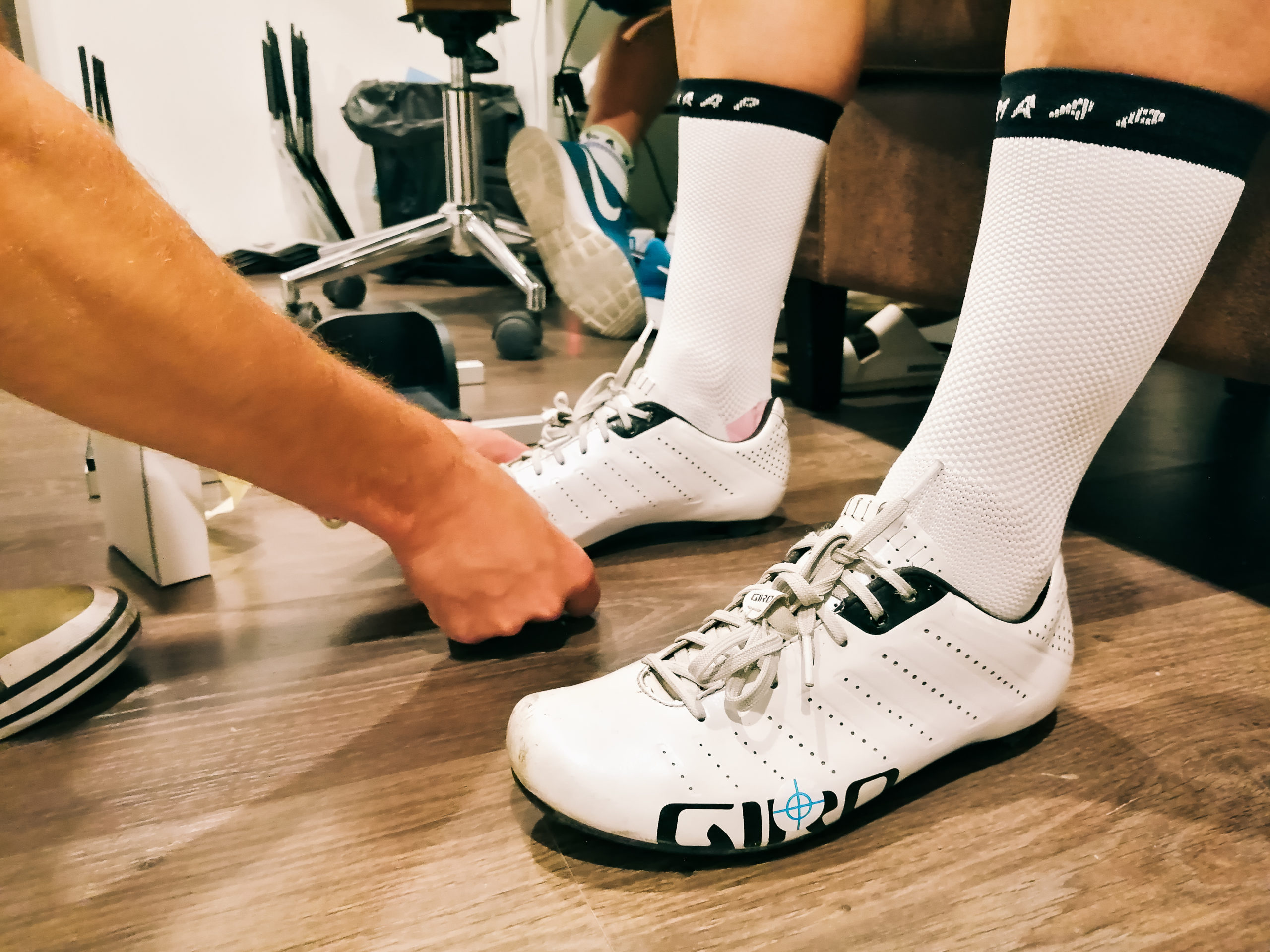 Get the right fit on your new bike with a bike fit in Girona
