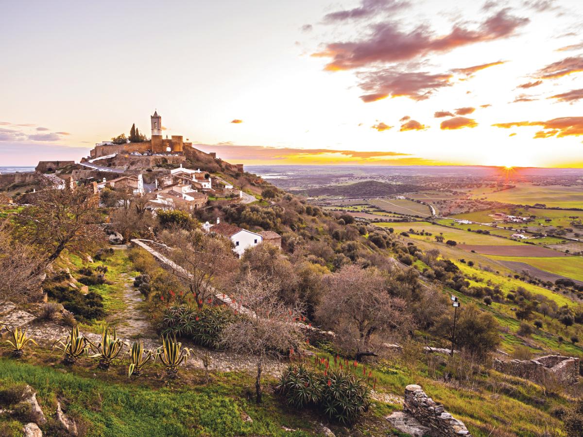 Monsaraz in Alentejo region, Portugal.