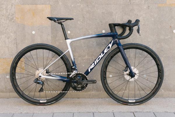 Ridley-Fenix-SLIC-Shimano-Ultegra-Di2--Bike-Hire