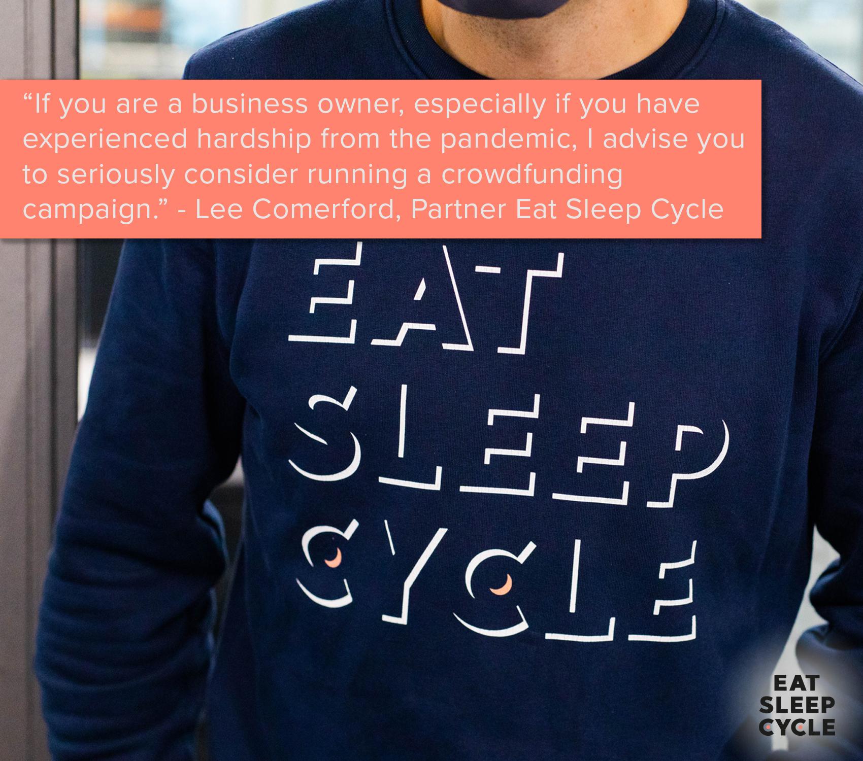 Eat-Sleep-Cycle-Hub-Cafe-Crowdfunding-Interview-Lee