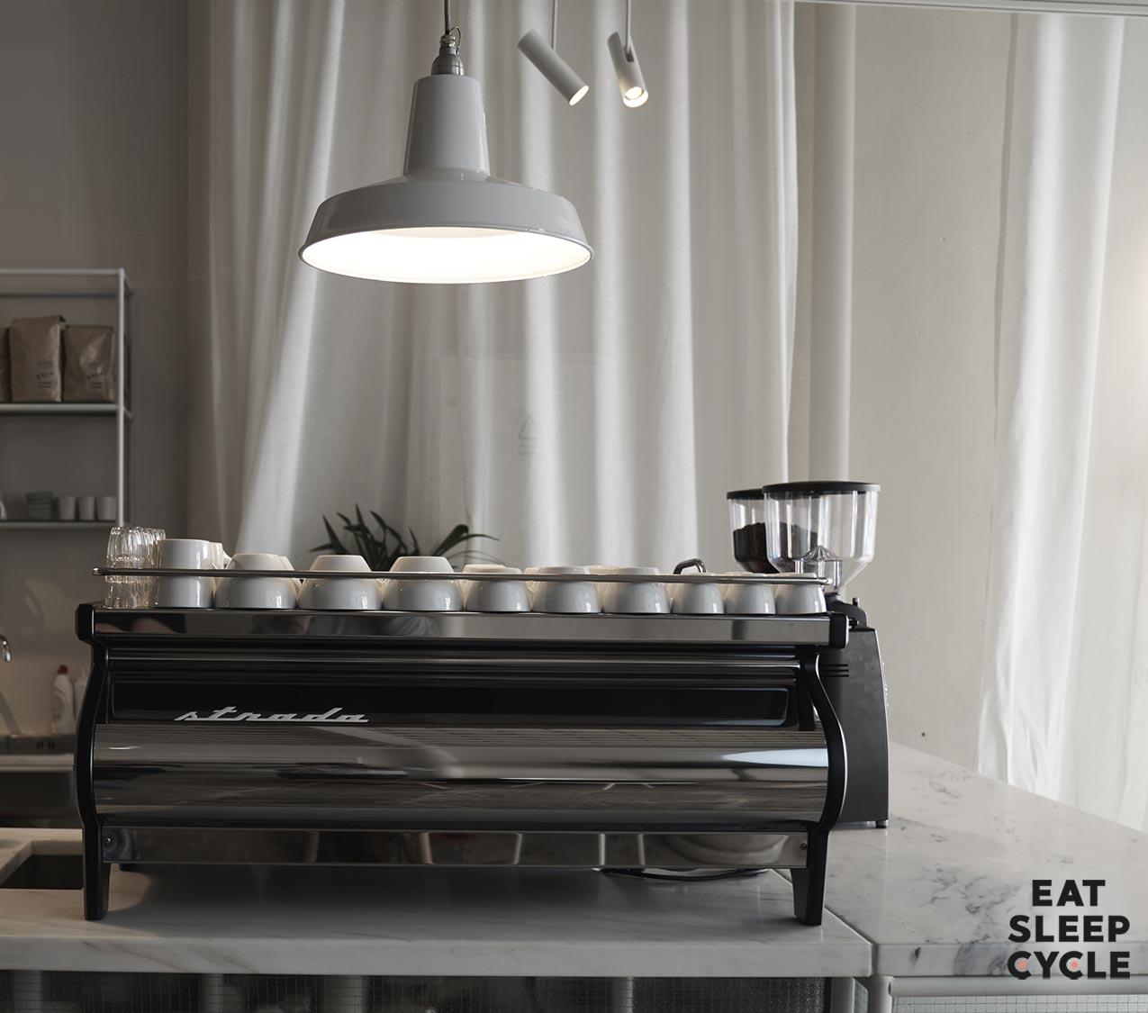 laEat-Sleep-Cycle-Hub-Cafe-Crowdfunding-La-Marzocco-Cafe